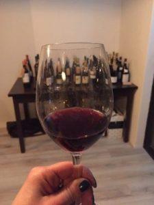 wijnproeverij wijnklas rode wijn