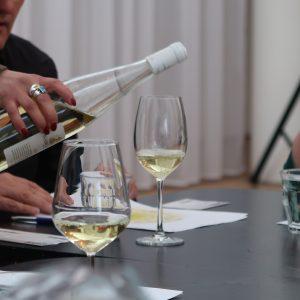 Wijnen proeven